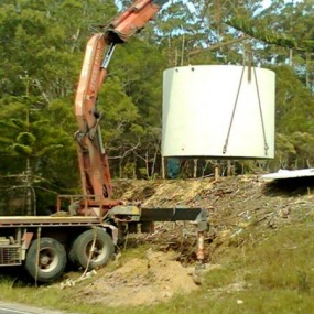 Absolute Concrete Pre Cast Water Tanks