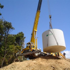 Absolute Concrete Pre Cast Concrete Tank