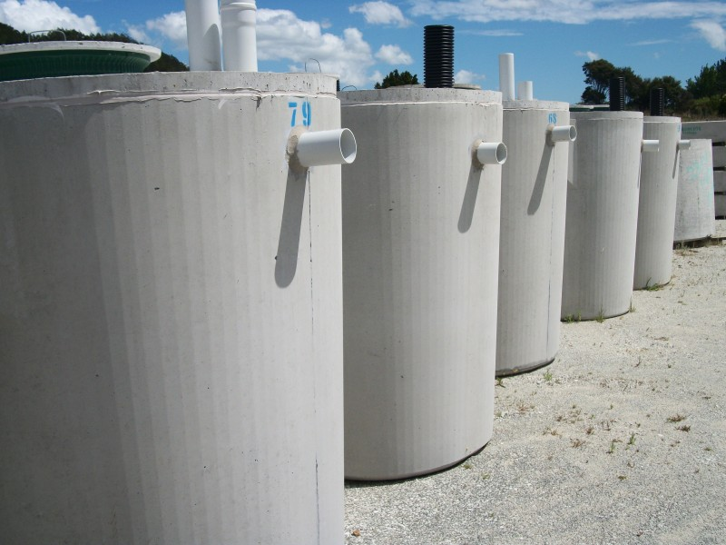 Grease Trap For Sale >> Precast Concrete Siphon Septic Tanks | Absolute Concrete