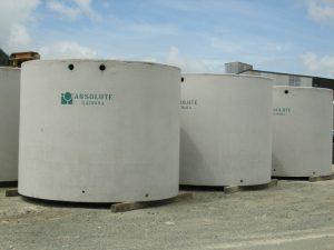 Precast Concrete Water Tanks | Absolute Concrete
