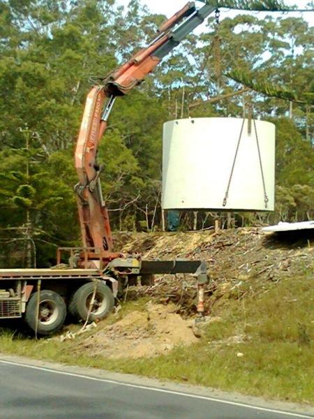 Precast Concrete Water Tanks Absolute Concrete