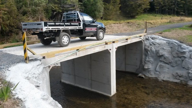 Box Culvert Bridge